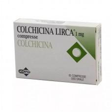 Колхицин 60 тб. по  1 мг.
